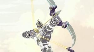 Sym-Bionic_Titan_(mech)_using_a_bow_in_I_am_Octus_01